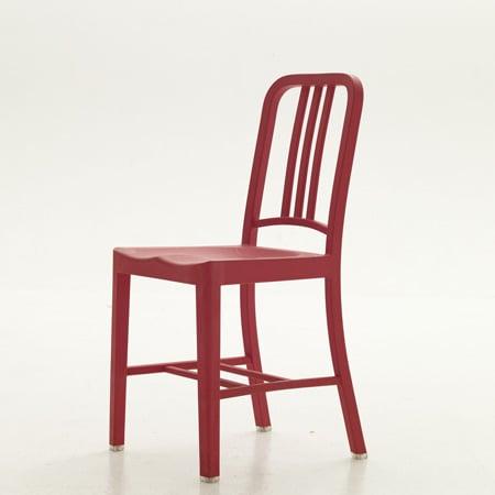 111 Navy Chair By Emeco | Dezeen