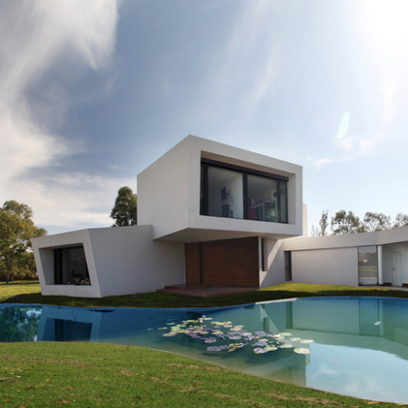 Casa Orquidea by Andrés Remy Architects