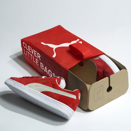 Clever Little Bag by Yves Béhar for Puma