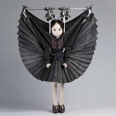 Dolls by Viktor & Rolf at Studio Job Gallery
