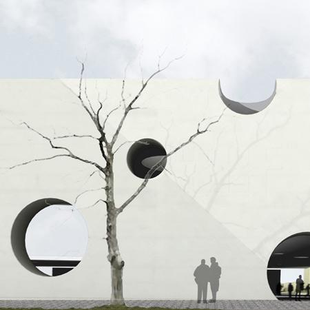 Espacio Talca by Guillermo Hevia García, José Tomás Rodríguez and Nicolás Urzúa
