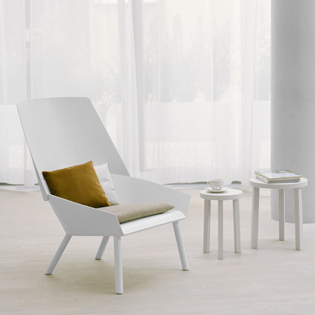 Eugene lounge chair by Stefan Diez for e15
