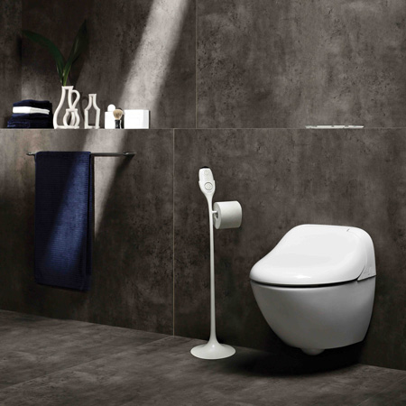 Giovannoni Washlet by Stefano Giovannoni for Toto