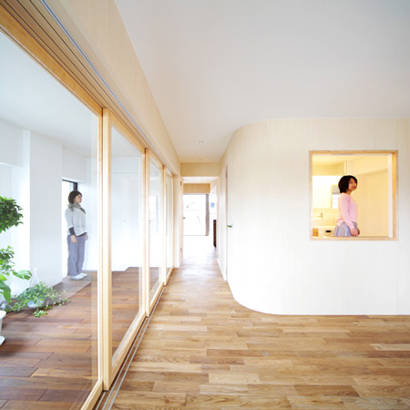 House in Midorigaoka by Yusuke Fujita