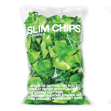 Slim Chips by Hafsteinn Juliusson