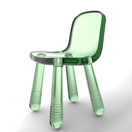 Sparkling Chair by Marcel Wanders for Magis