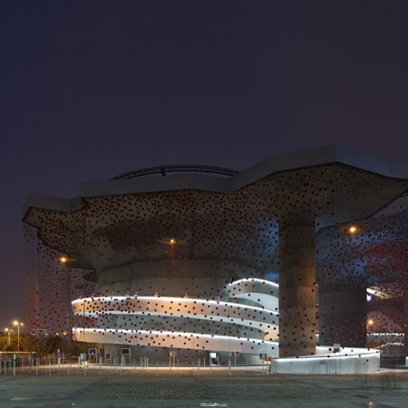 Swiss Pavilion at Shanghai Expo 2010 by Buchner Bründler Architects