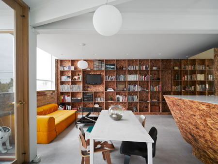 cubby house furniture. Called Cubby House, The Purpose Of Renovation Is To Provide An Additional Floor Existing Apartment, Influenced By Raumplan Concept House Furniture