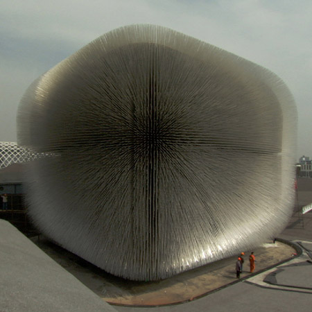 Movie: UK Pavilion at Shanghai Expo 2010 by Thomas Heatherwick