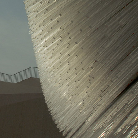 UK Pavilion at Shanghai Expo 2010 by Thomas Heatherwick - more images