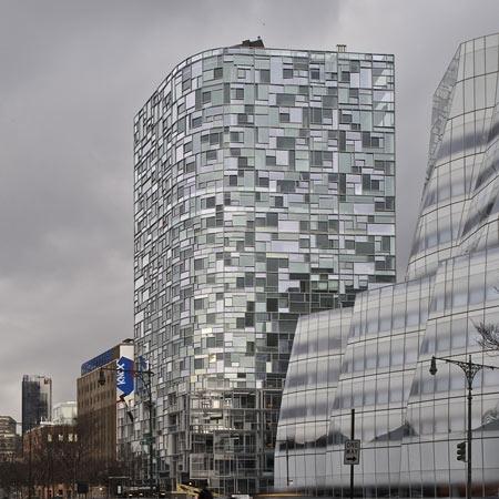 100 11th avenue by jean nouvel dezeen for Architecture jean nouvel