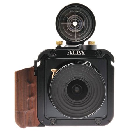 ALPA 12 TC camera by Estragon