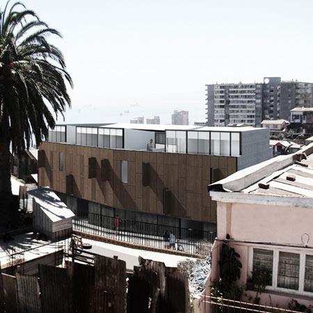 San Juan de Dios Apartments by Duarte Arquitectos