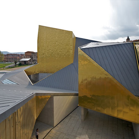 Auditorium Atlantida by Josep Llinas