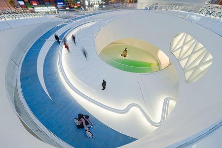 Датский павильон на выставке Shanghai Expo 2010 от BIG