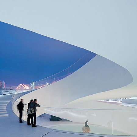 Danish Pavilion at Shanghai Expo 2010 by BIG