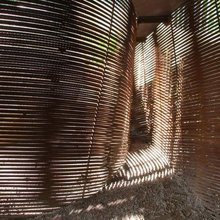 Composting Shed by Groves-Raines Architects