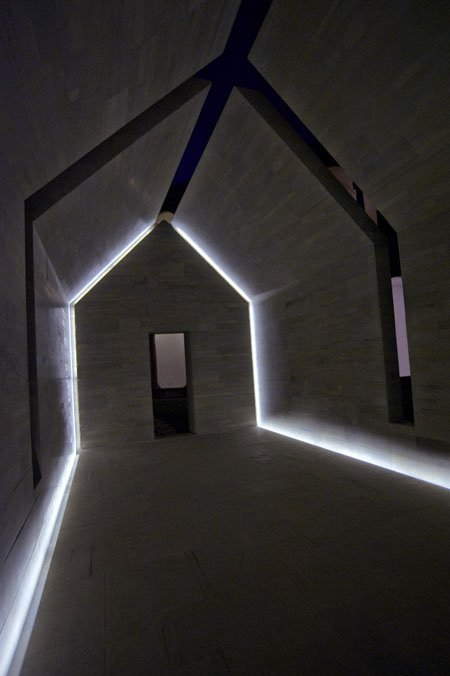 House of stone by john pawson dezeen for John pawson lighting
