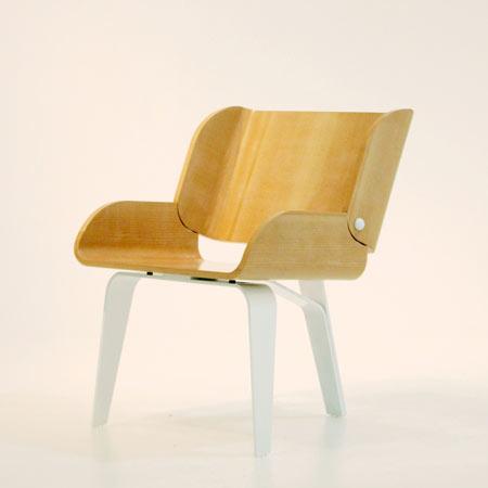 Stud Chair by Hyung Suk Cho