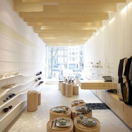 Japanse Winkeltje by Nezu Aymo Architects