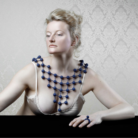 Jointed Jewels by Alissia Melka-Teichroew