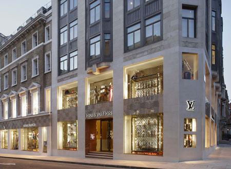 Louis Vuitton Maison от Питера Марино