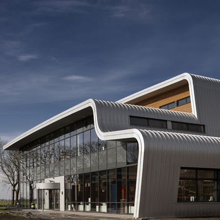 Marne College by Wind Architecten Adviseurs