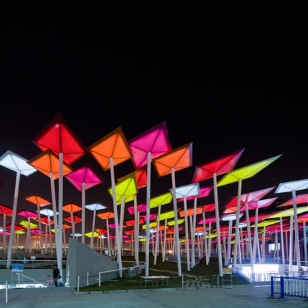 Mexican Pavilion for Shanghai Expo 2010 by Slot.
