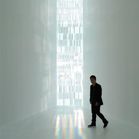 Movie: Tokujin Yoshioka – Spectrum