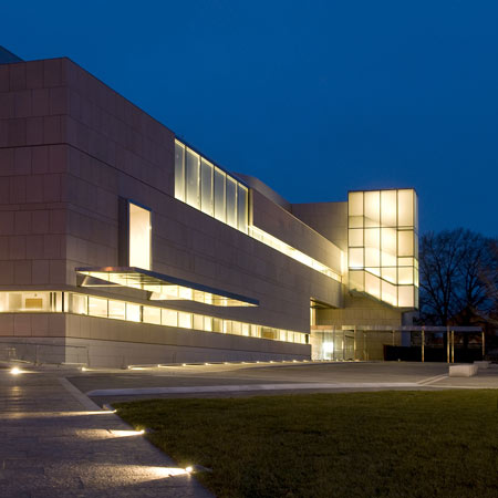 Virginia Museum of Fine Arts expansion by Rick Mather