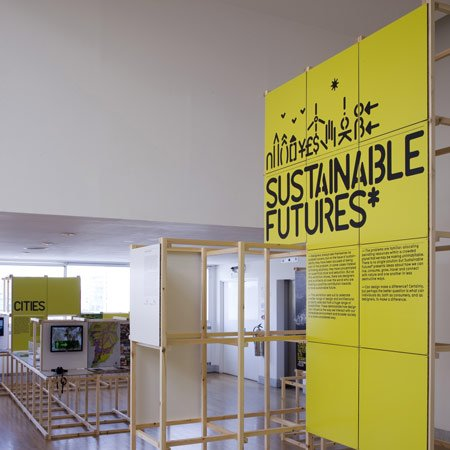 Dezeen podcast: Sustainable Futures at the Design Museum