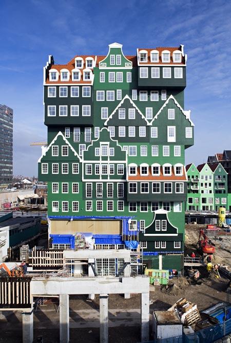 這些再怎麼看都不像酒店啊~ 世界最特別的酒店設計!真的太有創意了!
