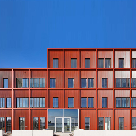 Zierikzee Apartment Buildings by Kingma Roorda Architecten