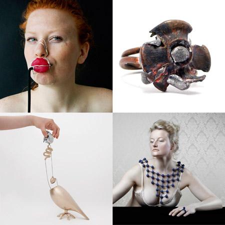 Dezeen's top ten: jewellery