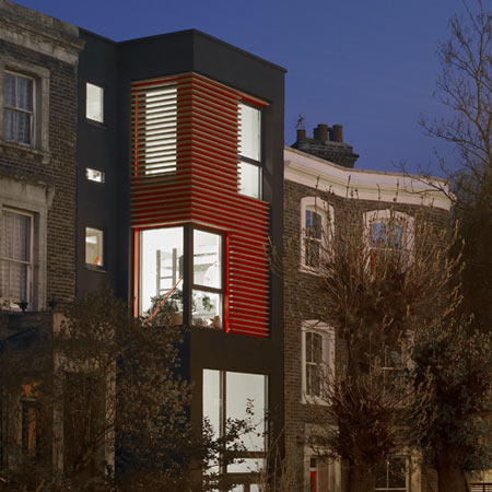 76 Newington Green by Amenity Space