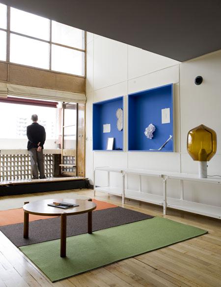 Apartment 50 Unit D Habitation By Ronan Erwan