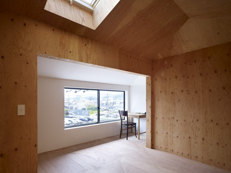 Belly House by Tomohiro Hata Architect and Associates