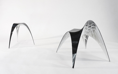 Gaudi Chair by Studio Geenen