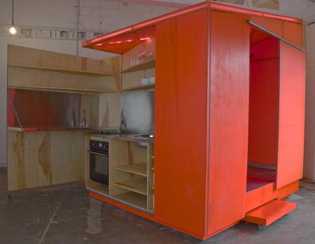 Interior Living Unit