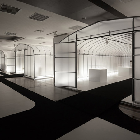 International Triennale of Kogei by Nendo