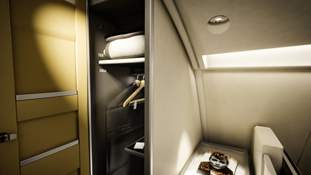 A380 by Priestmangoode for Lufthansa
