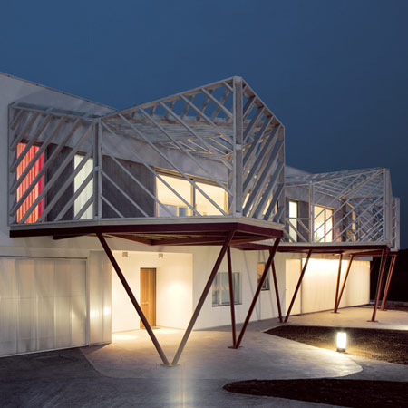 Casa Docle by María Langarita & Víctor Navarro