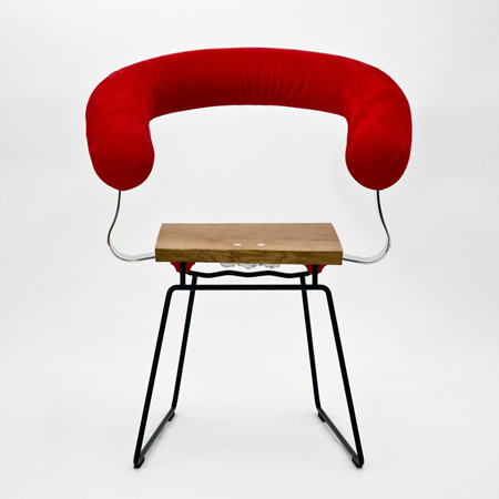 Chair by Guido Garotti