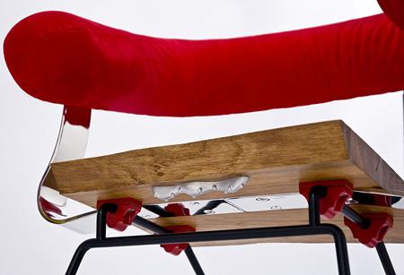 Chair by Guido Garotti
