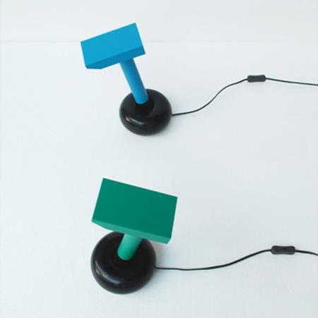 Chair, lamp & crane by Studio Juju