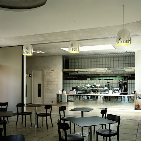 Chiswick House Gardens cafe by Caruso St John Architects Helen Binet