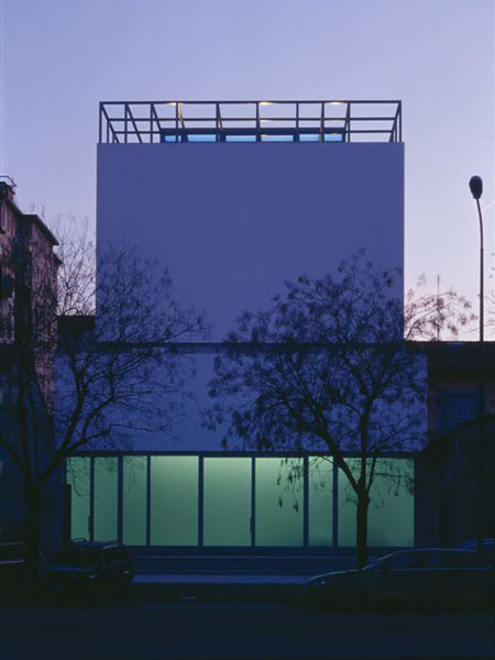 Galleria Lia Rumma by CLS Architetti