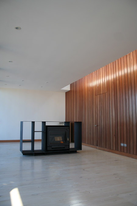 House A by moure rivera arquitectos