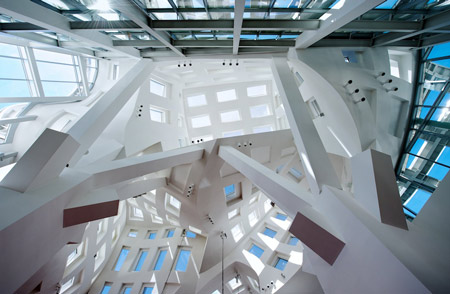 Lou Ruvo Center For Brain Health By Frank Gehry Dezeen