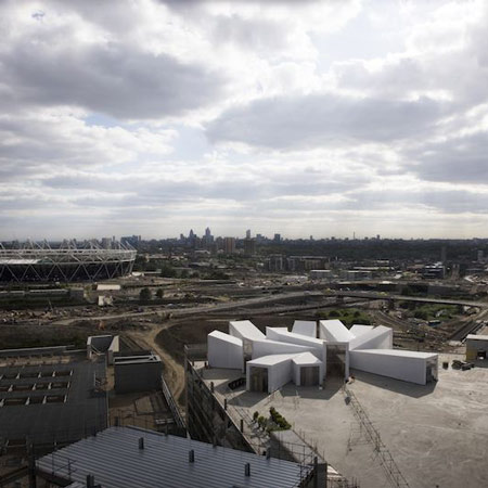 Studio East by Carmody Groarke